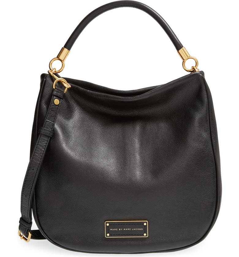 MARC JACOBS MARC BY MARC JACOBS 'Too Hot to Handle' Hobo, Main, color, 001