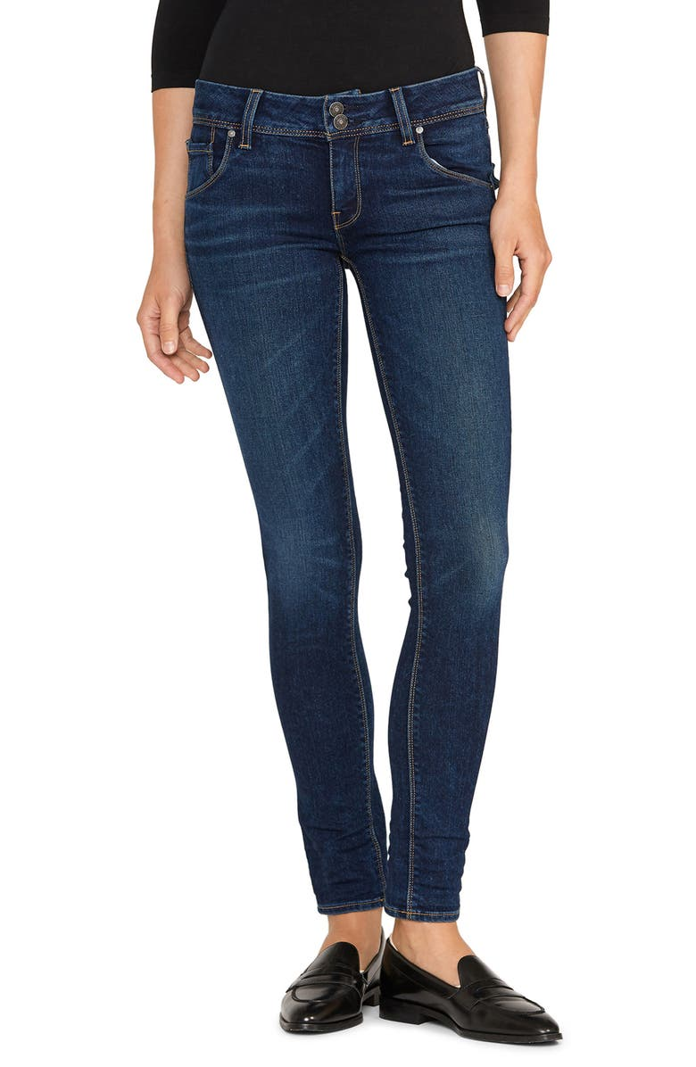 HUDSON JEANS Collin Skinny Jeans, Main, color, OBSCURITY