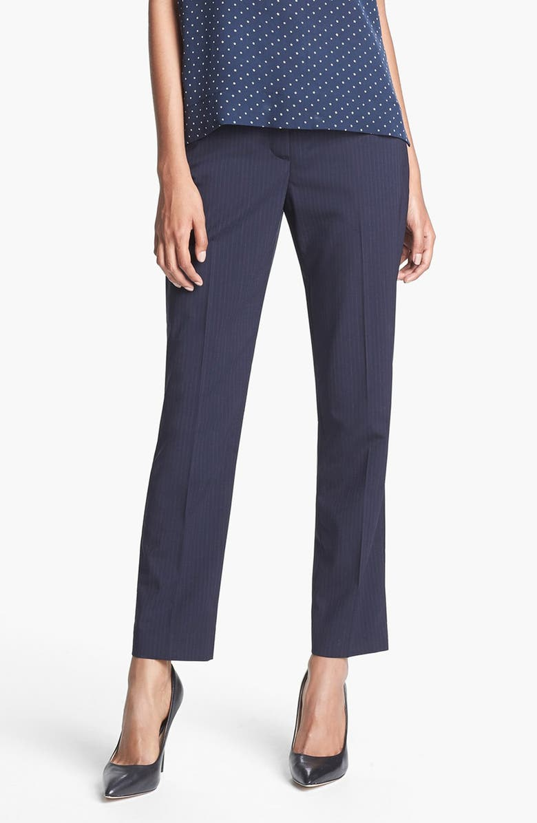 THEORY 'Testra' Stretch Wool Trousers, Main, color, 410