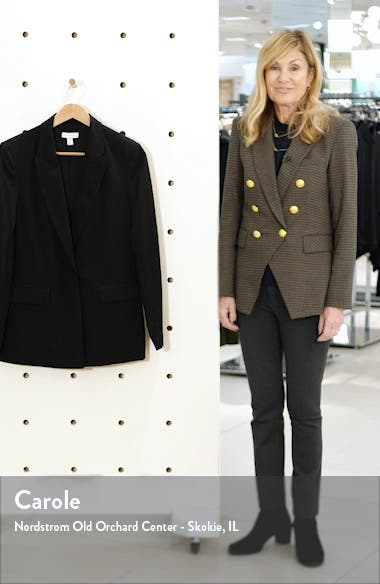 Crepe Blazer, sales video thumbnail