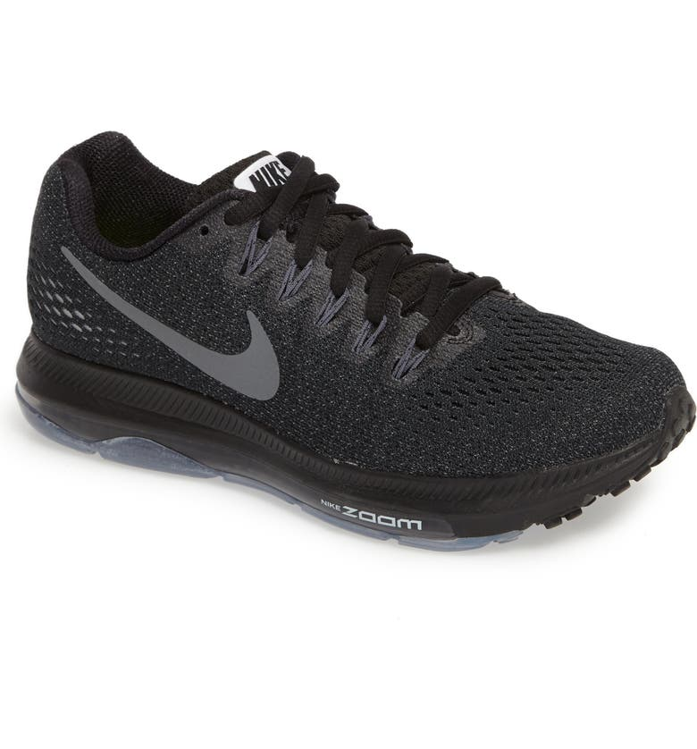 NIKE Air Zoom All Out Running Shoe, Main, color, 001