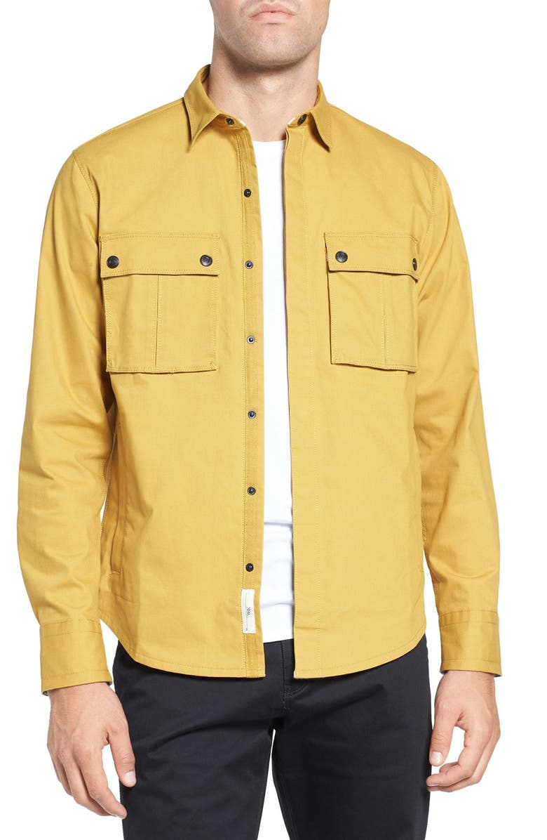 W.R.K Billet Shirt Jacket, Main, color, 709