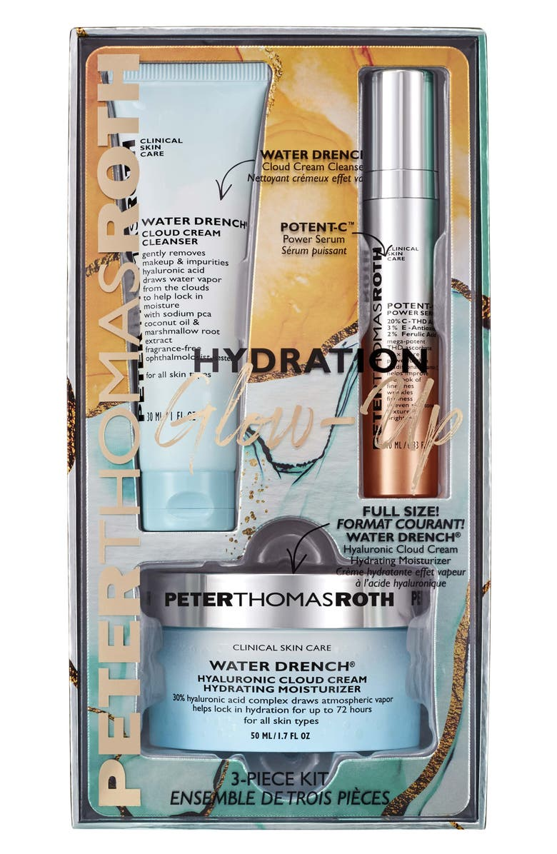 PETER THOMAS ROTH Hydration Glow Up Set, Main, color, 000