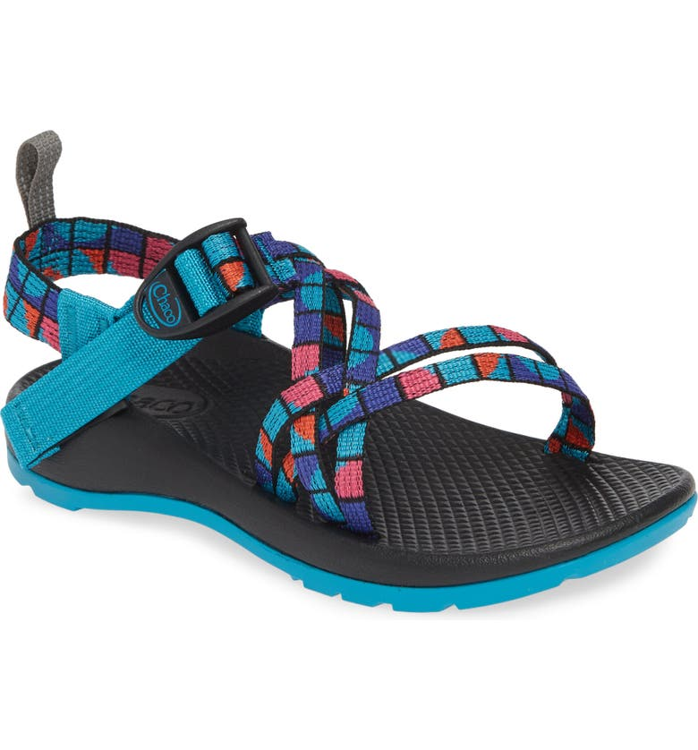 CHACO ZX/1 Sport Sandal, Main, color, BREAK TEAL