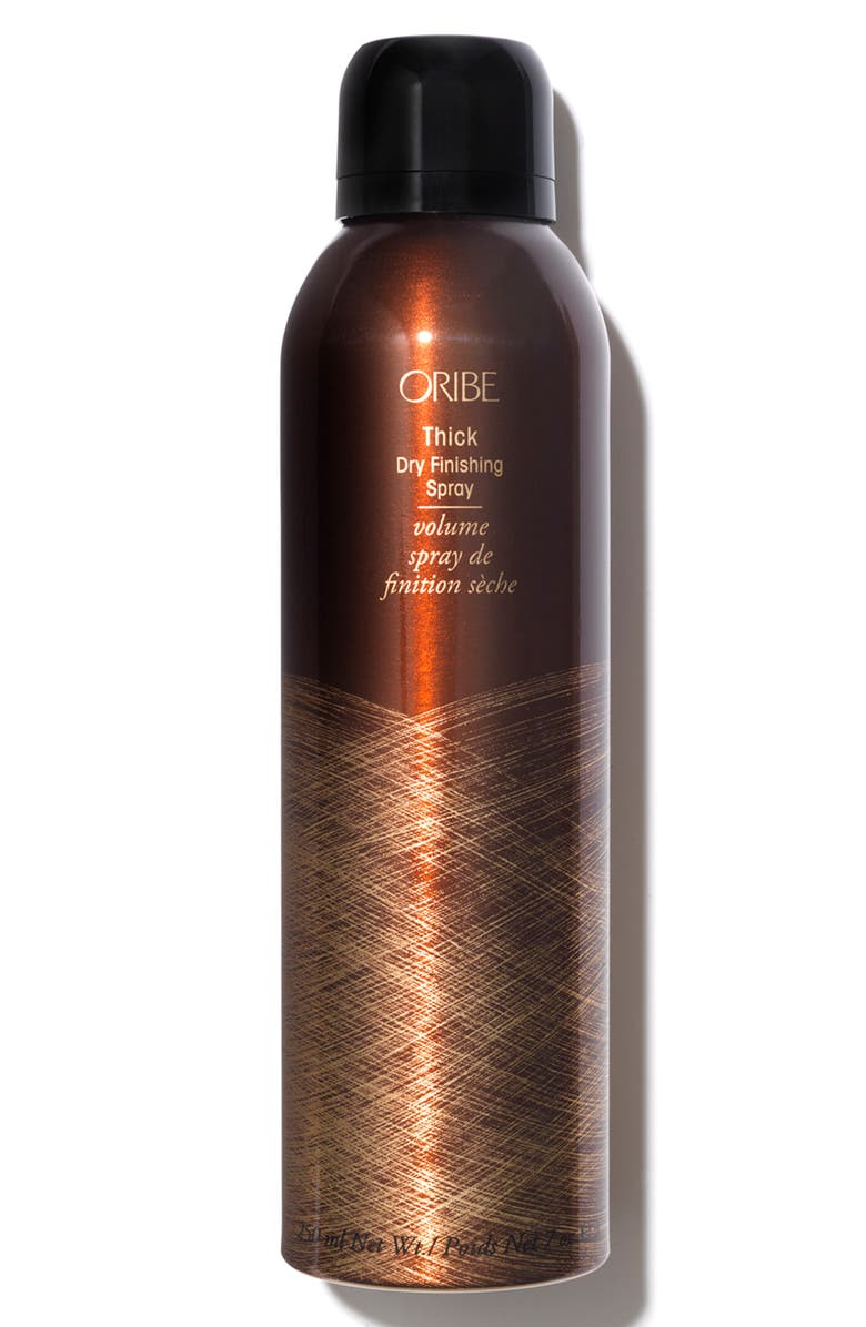 ORIBE Thick Dry Finishing Spray, Main, color, NO COLOR