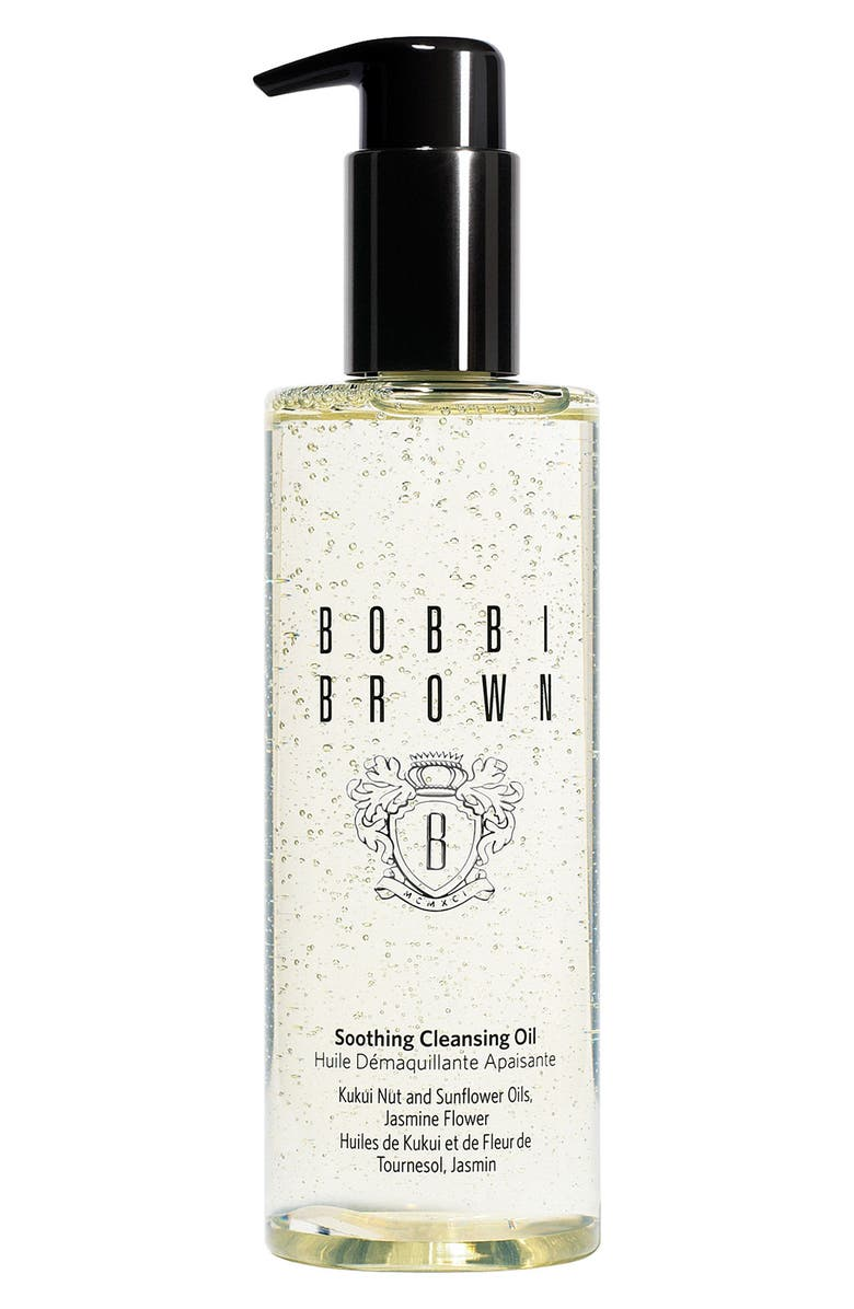 BOBBI BROWN Soothing Cleansing Oil, Main, color, 000