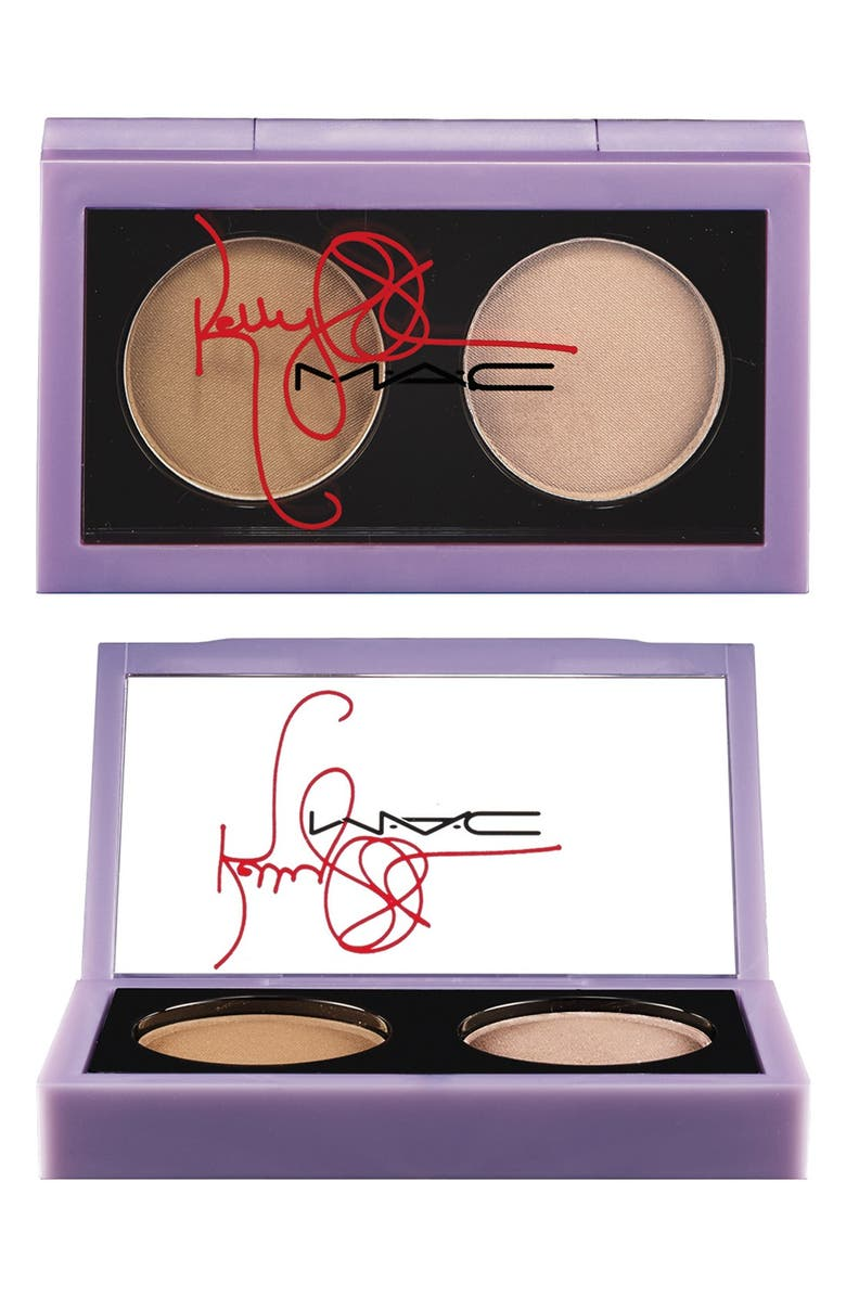 MAC COSMETICS Kelly Osbourne for M·A·C 'Morning Mister Magpie' Brow Duo, Main, color, MORNING MISTER MAGPIE