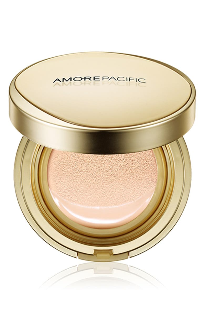 AMOREPACIFIC Age Correcting Foundation Cushion Broad Spectrum SPF 25, Main, color, 102 - LIGHT PINK