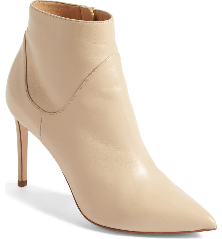 FRANCESCO RUSSO Pointy Toe Bootie, Main, color, 250