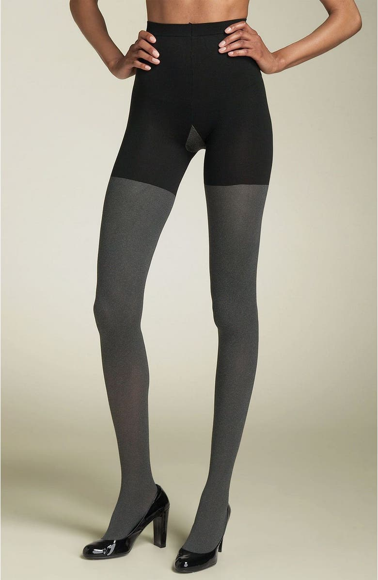 SPANX<SUP>®</SUP> 'Tight End' Shaping Tights, Main, color, 098
