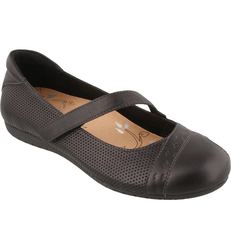 TAOS Scamp Mary Jane Flat, Main, color, 001