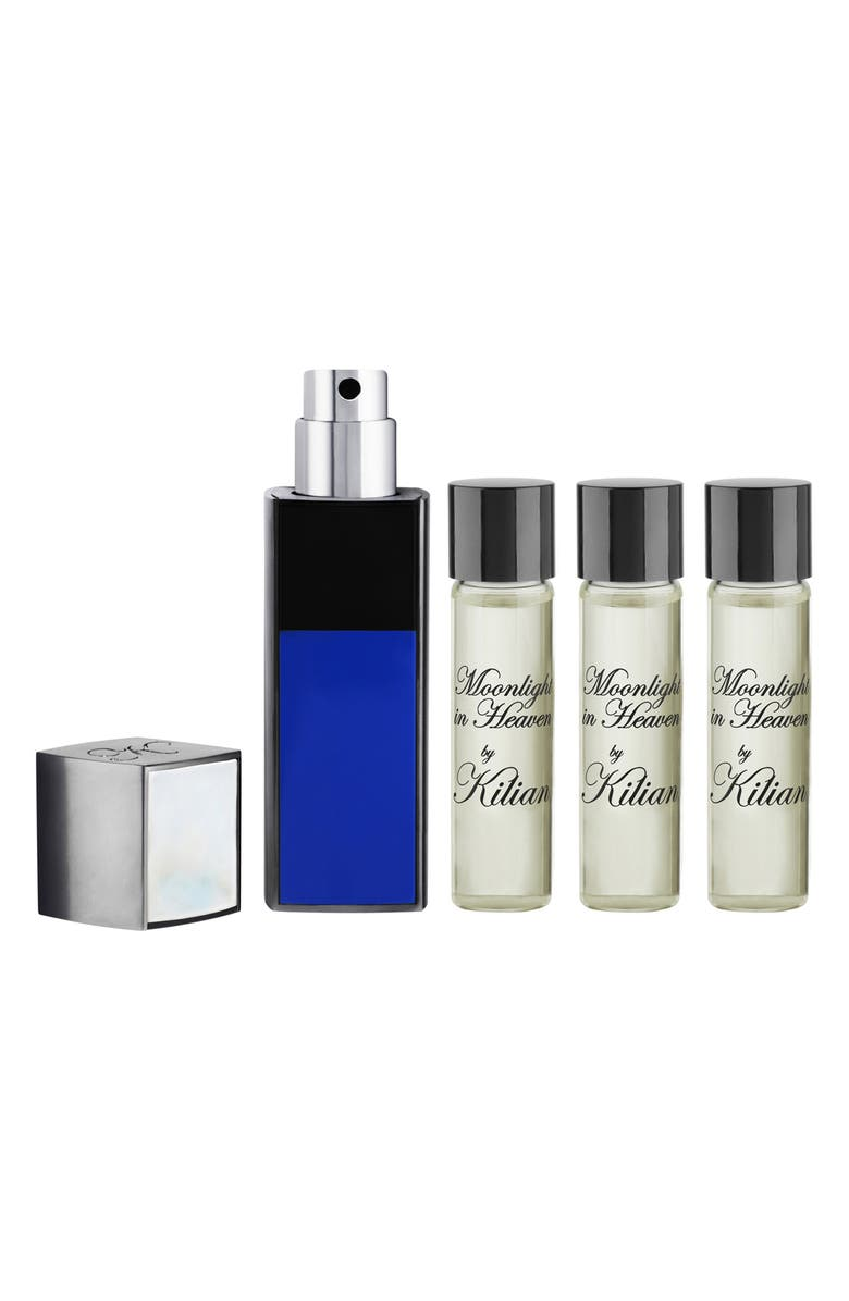 KILIAN PARIS Kilian An Escape Moonlight in Heaven Purse Spray Set, Main, color, 000