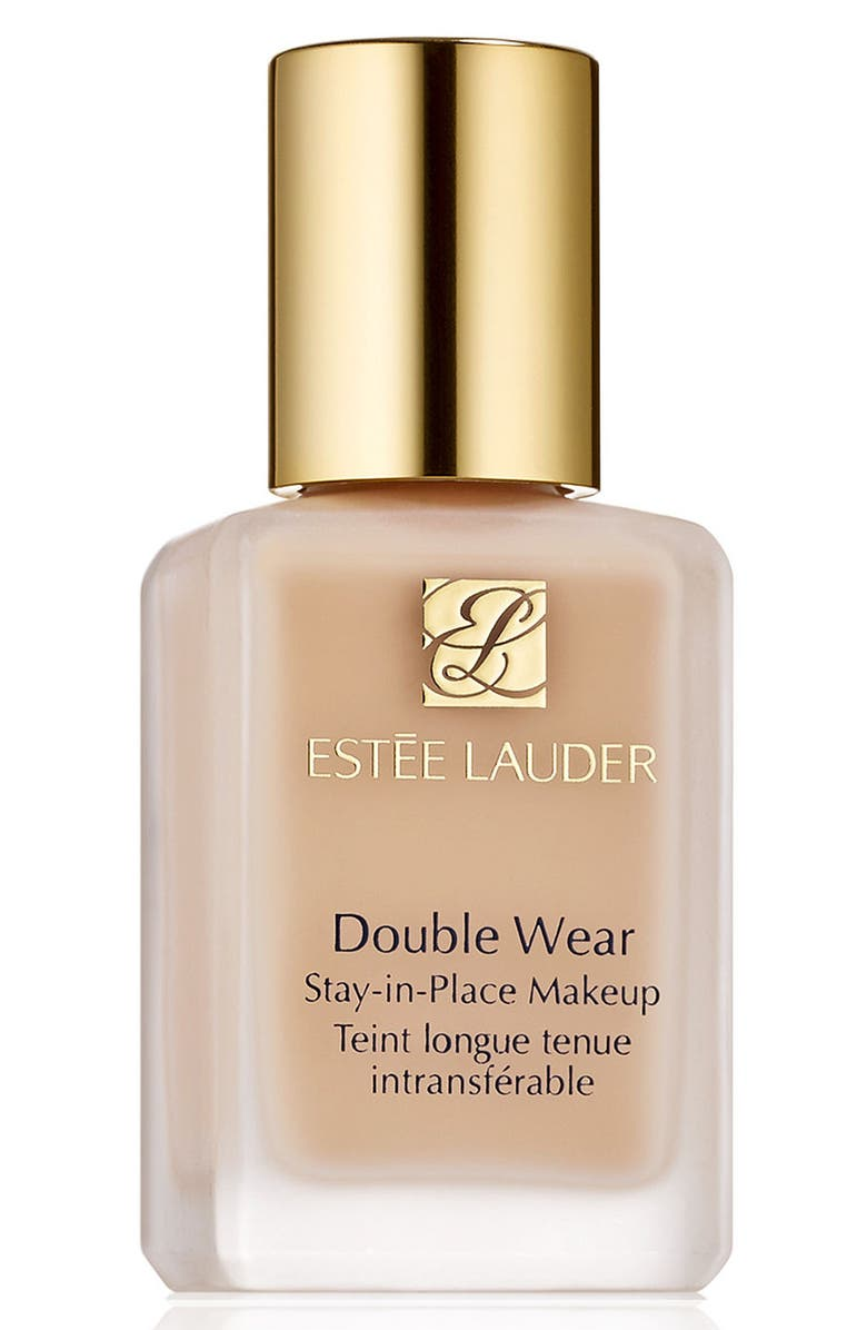 ESTÉE LAUDER Double Wear Stay-in-Place Liquid Makeup Foundation, Main, color, 1C1 COOL BONE