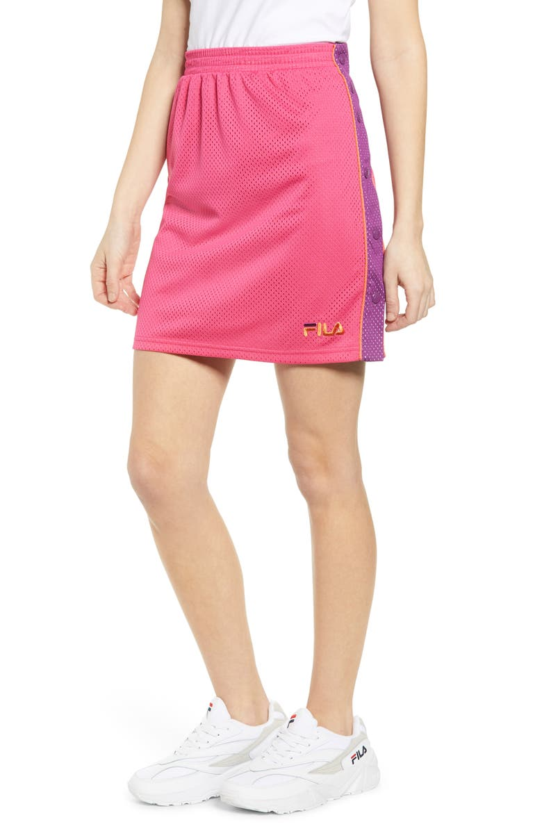 FILA Miriam Tearaway Miniskirt, Main, color, 680