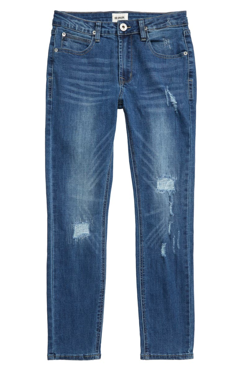 HUDSON JEANS Jagger Slim Fit Straight Leg Jeans, Main, color, 421