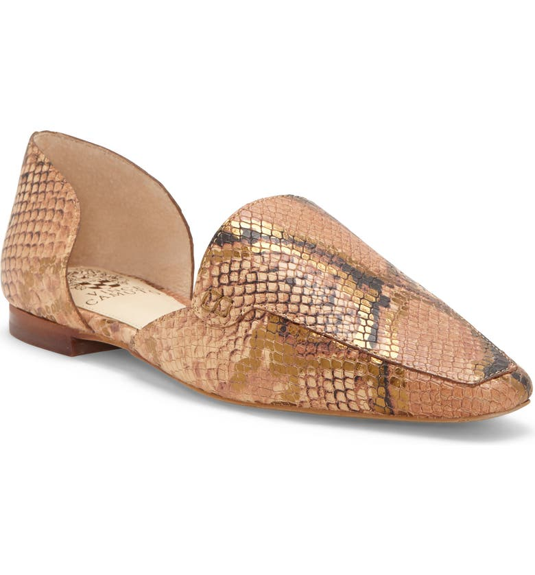 VINCE CAMUTO Kordie d'Orsay Flat, Main, color, 250