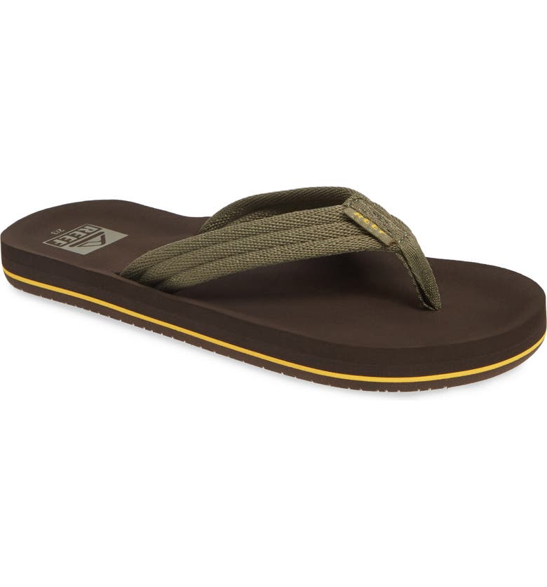 REEF Ahi Beach Flip Flop, Main, color, 300