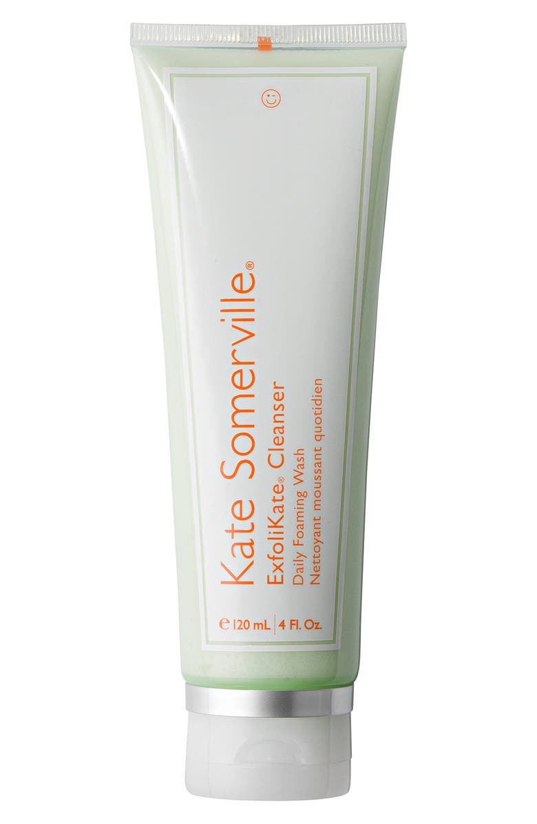 KATE SOMERVILLE<SUP>®</SUP> ExfoliKate<sup>®</sup> Cleanser Daily Foaming Wash, Main, color, 000
