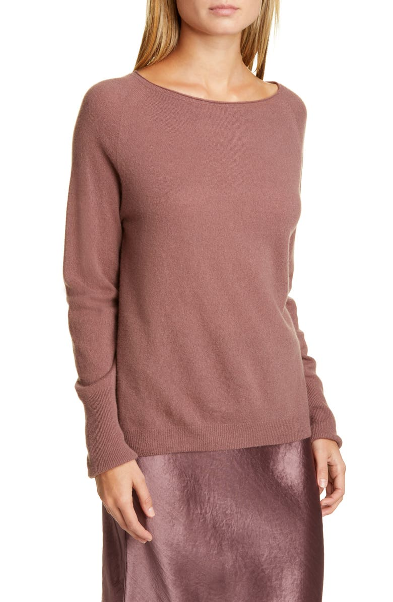MAX MARA LEISURE Wool & Cashmere Sweater, Main, color, 200