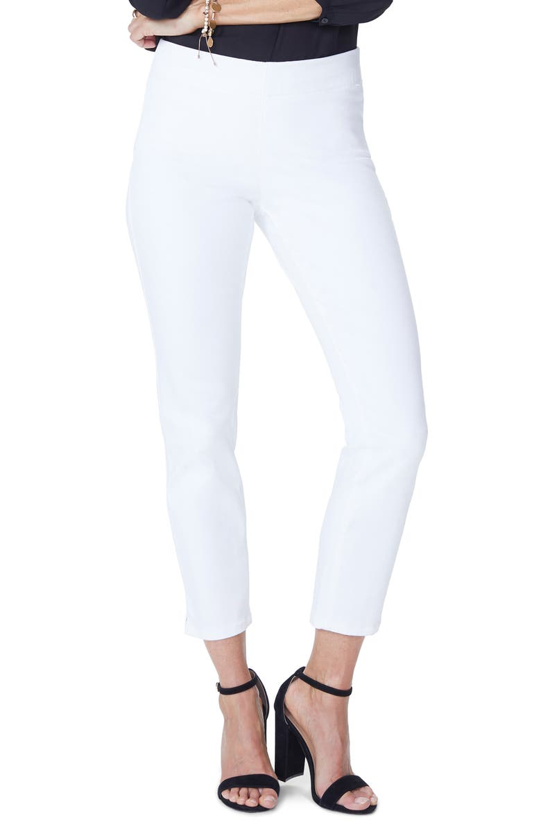 NYDJ Pull-On Ankle Skinny Jeans, Main, color, 103