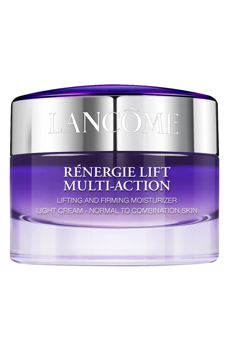 LANCÔME Rénergie Lift Multi-Action Lifting and Firming Light Moisturizer Cream, Main, color, 000