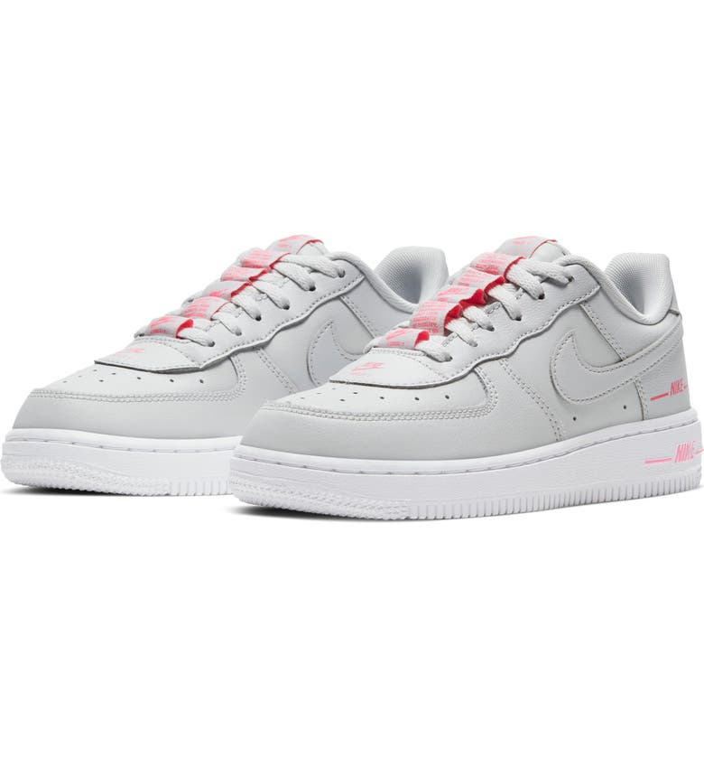 NIKE Air Force 1 LV8 3 Sneaker, Main, color, PHOTON DUST/ DUST-PINK