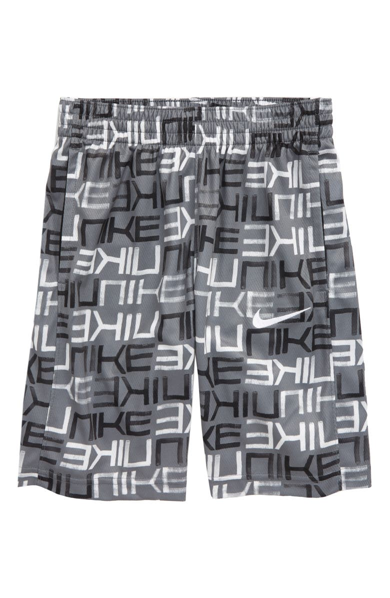 NIKE Dri-FIT Avalanche Athletic Shorts, Main, color, 010
