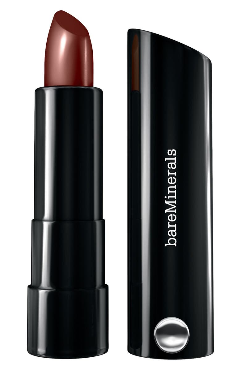 BAREMINERALS<SUP>®</SUP> 'Marvelous Moxie' Lipstick, Main, color, FINISH FIRST