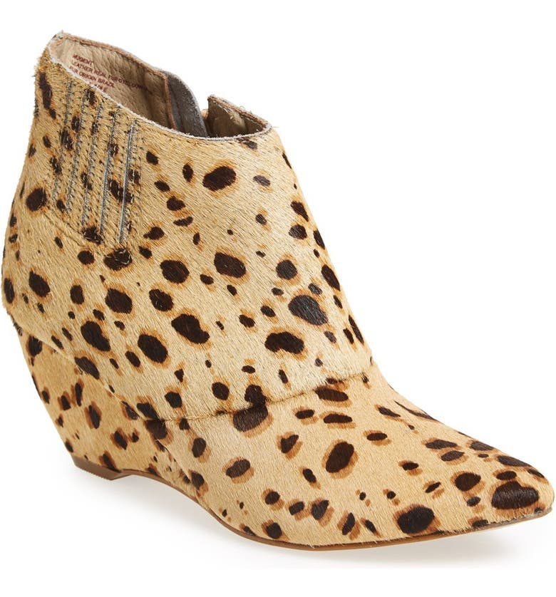 MATISSE 'Nugent' Wedge Bootie, Main, color, 200