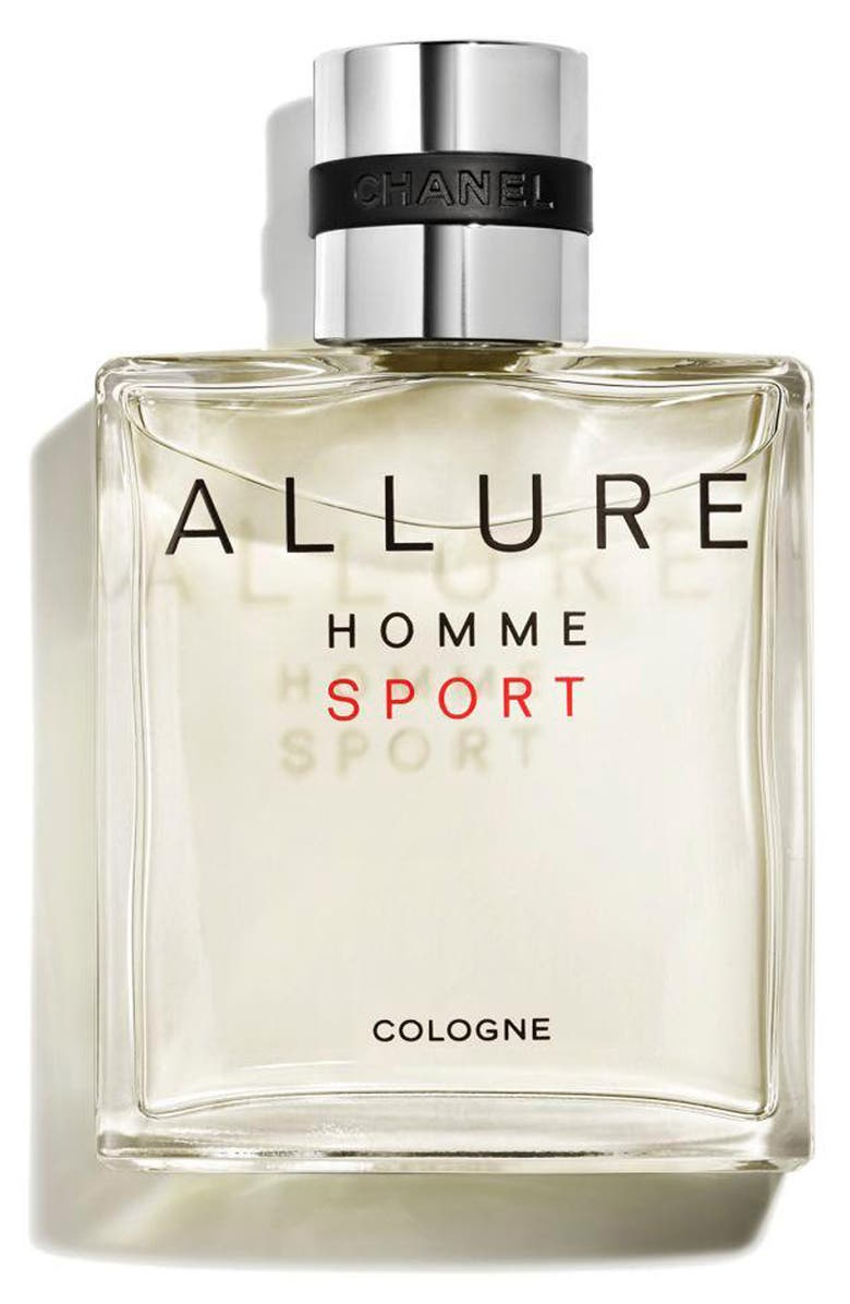 CHANEL ALLURE HOMME SPORT Cologne Spray, Main, color, 000