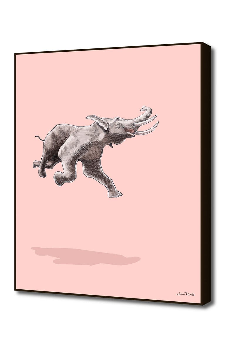 CURIOOS Large Float - Like A Bird By Jason Ratliff, Main, color, PINK