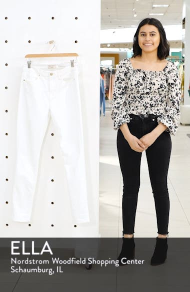 by 7 For All Mankind Stretch Skinny Jeans, sales video thumbnail