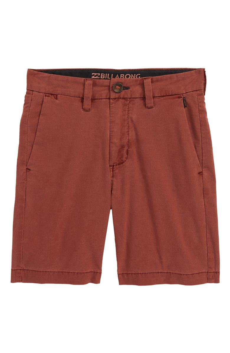 BILLABONG New Order X Hybrid Shorts, Main, color, 620