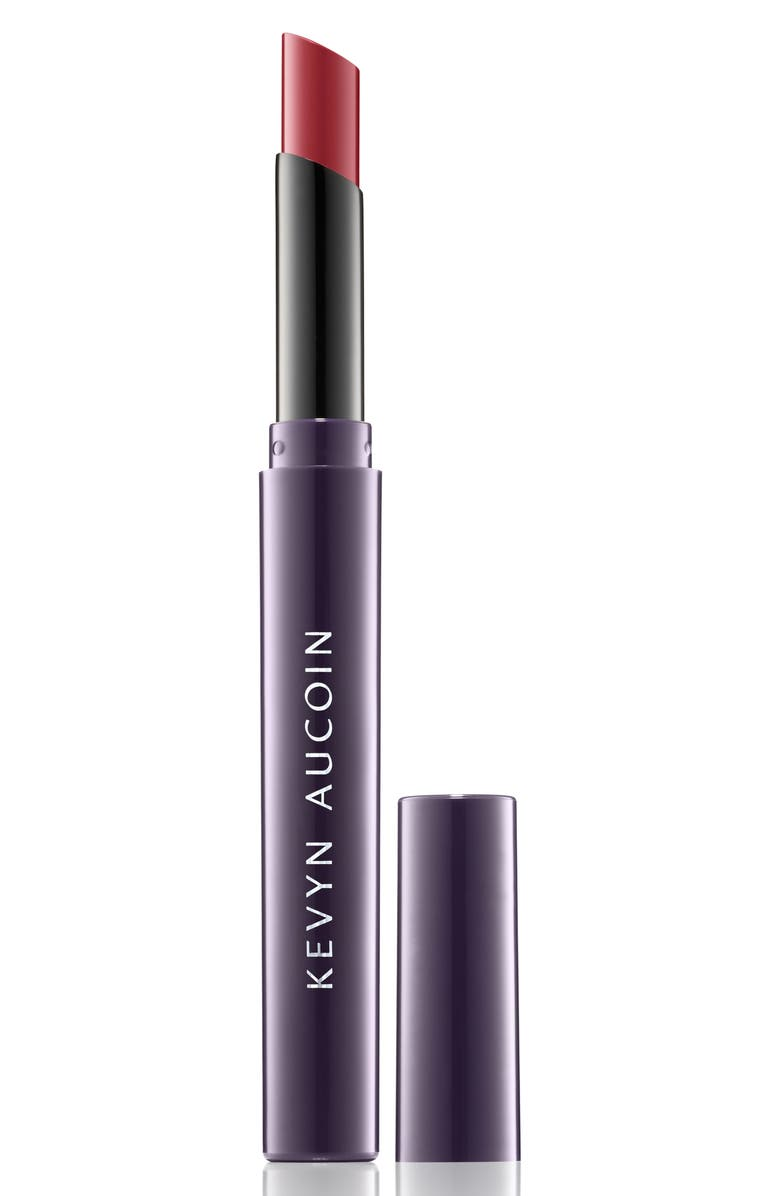 KEVYN AUCOIN BEAUTY Unforgettable Lipstick, Main, color, BLOODROSES