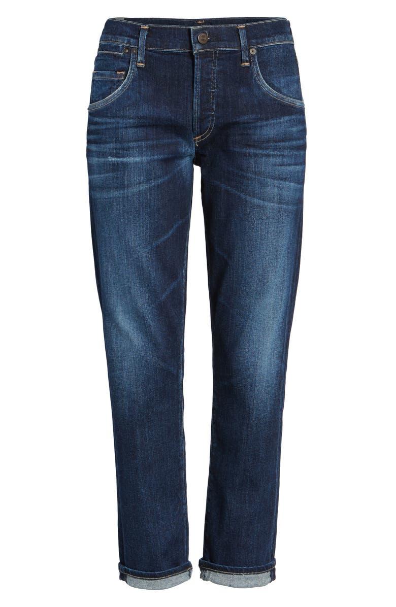 CITIZENS OF HUMANITY Emerson Slim Boyfriend Jeans, Main, color, 421