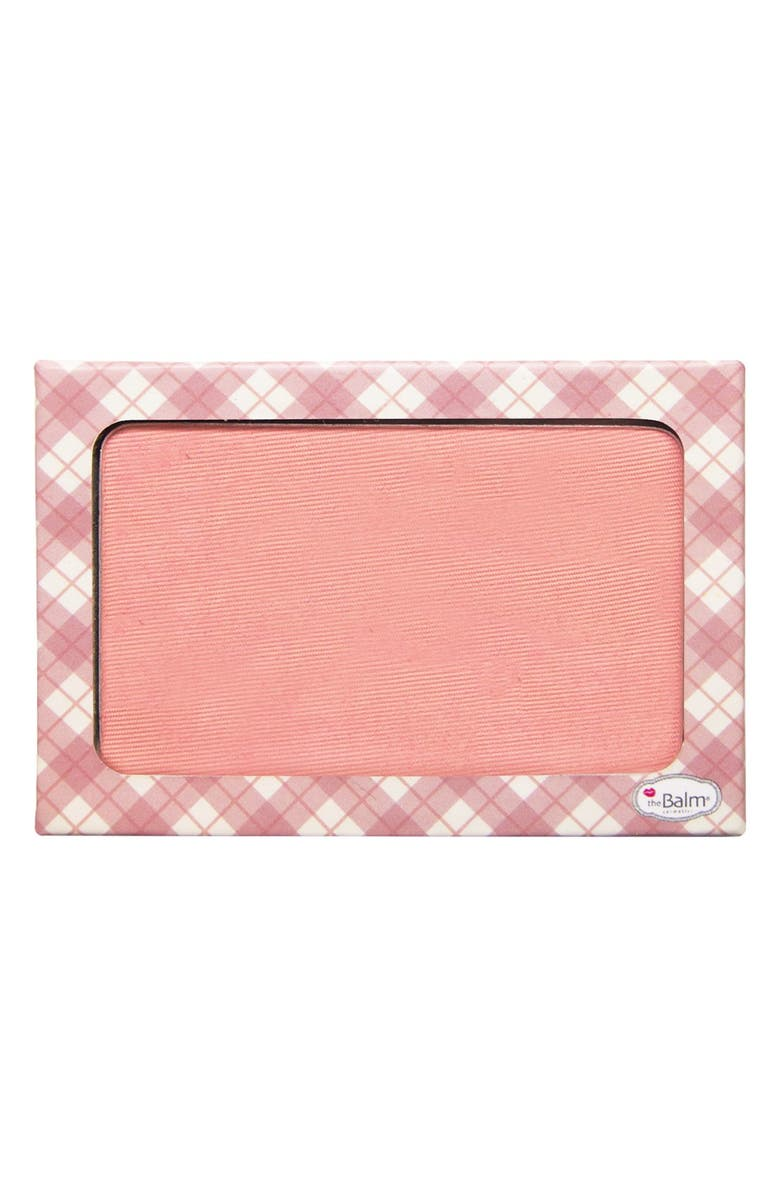 THEBALM<SUP>®</SUP> 'INSTAIN<sup>®</sup>' Staining Powder Blush, Main, color, ARGYLE