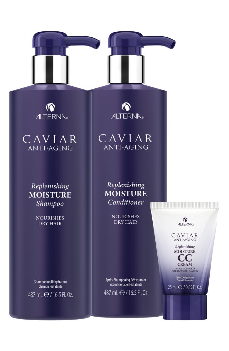 ALTERNA<SUP>®</SUP> Caviar Anti-Aging Set, Main, color, 000