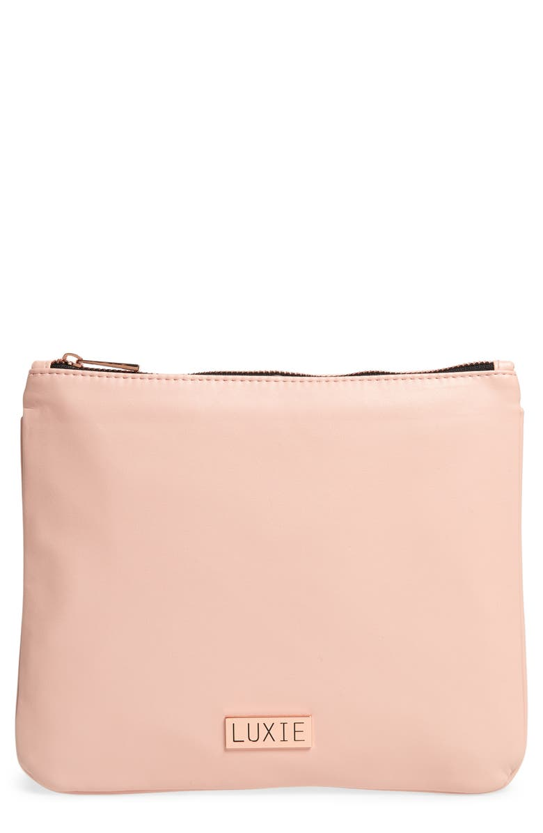 LUXIE Classy Travel Bag, Main, color, 000
