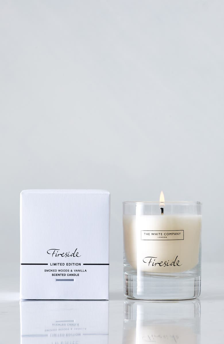 THE WHITE COMPANY Fireside Candle, Main, color, FIRESIDE