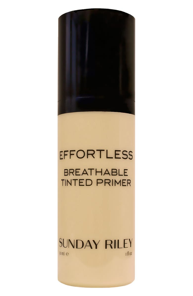 SPACE.NK.APOTHECARY Sunday Riley Effortless Breathable Tinted Primer, Main, color, LIGHT