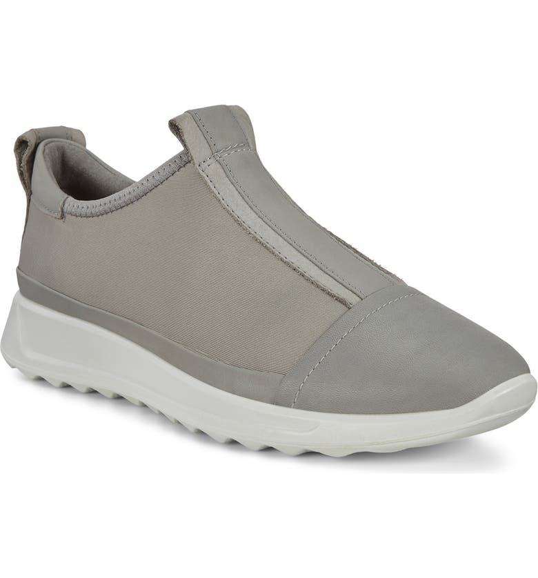 ECCO Flexure Running Shoe, Main, color, WILD DOVE LEATHER