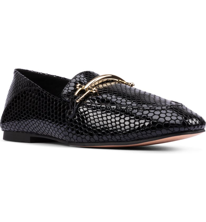 CLARKS<SUP>®</SUP> Pure2 Loafer, Main, color, BLACK INTEREST FABRIC