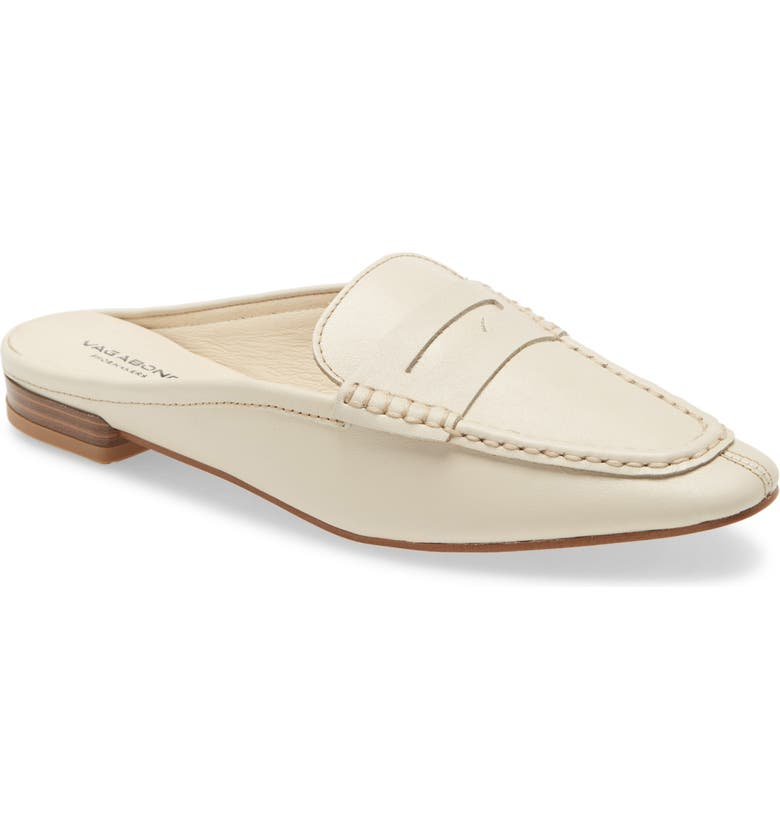 VAGABOND SHOEMAKERS Cleo Mule, Main, color, OFF WHITE LEATHER