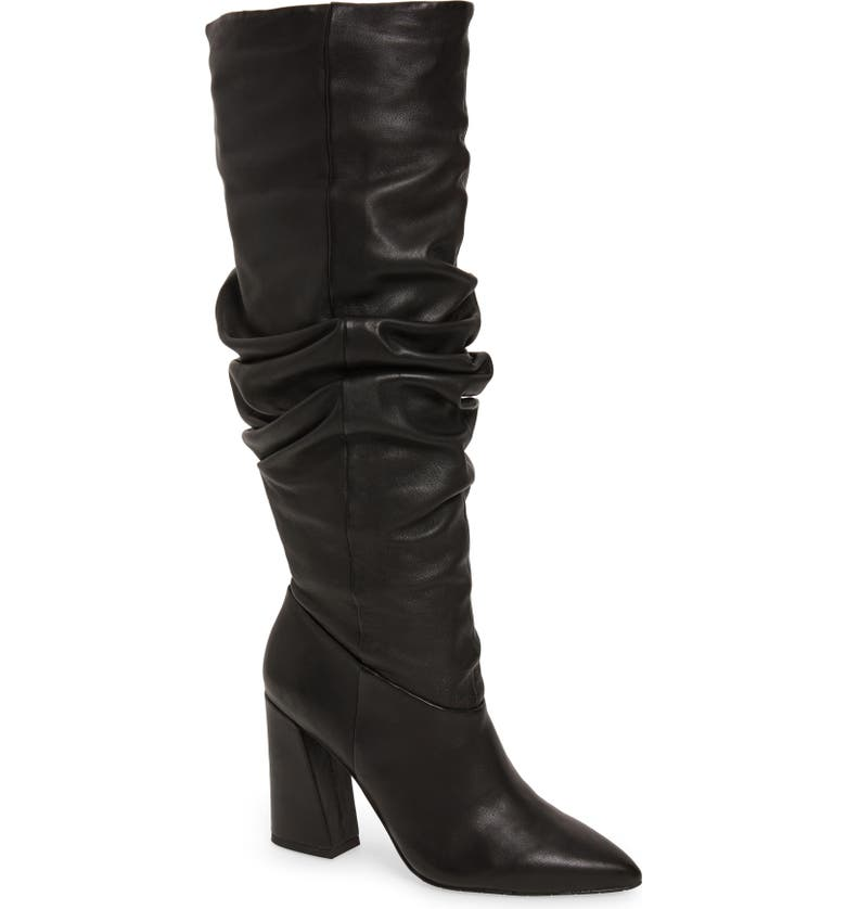 KENNETH COLE NEW YORK Genevive Slouch Boot, Main, color, 001