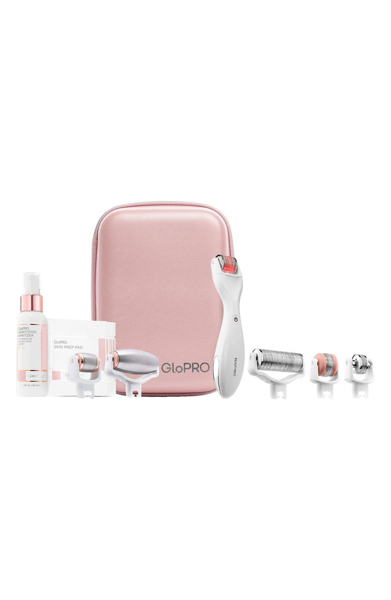 BEAUTYBIO The Complete Glo GloPRO<sup>®</sup> & Pack N'Glo Microneedling Regeneration Set, Main, color, NO COLOR