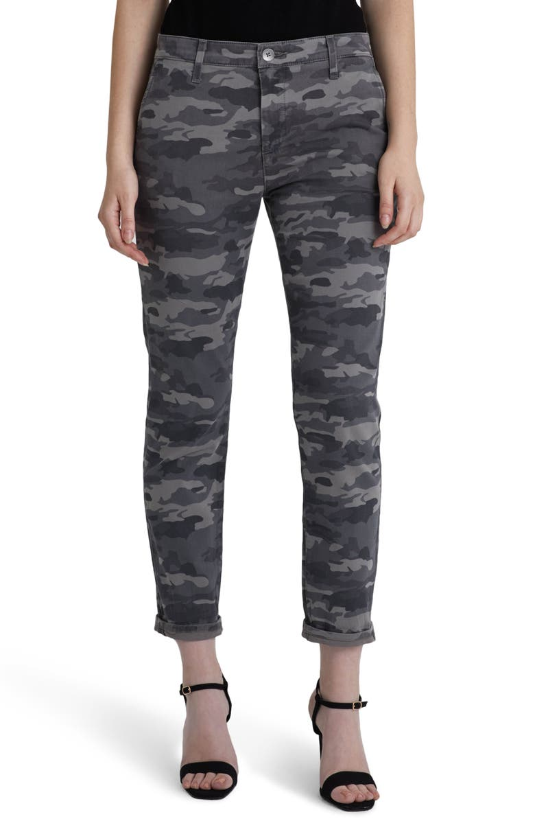 AG Caden Camo Twill Trousers, Main, color, 023