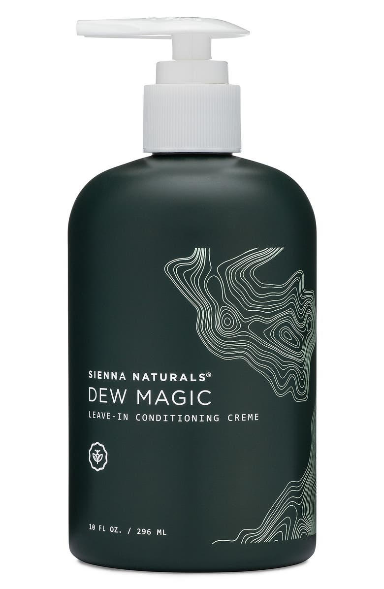 SIENNA NATURALS Dew Magic Leave-In Conditioner, Main, color, NO COLOR