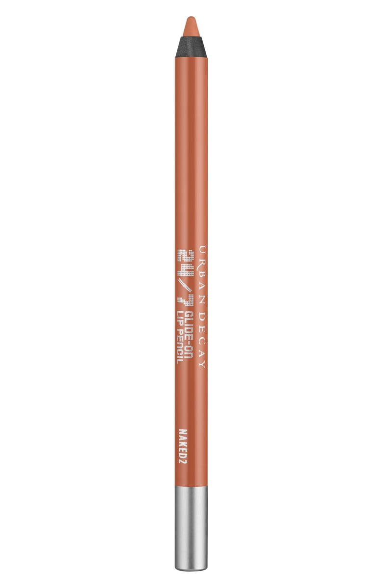 URBAN DECAY 24/7 Glide-On Lip Pencil, Main, color, NAKED2