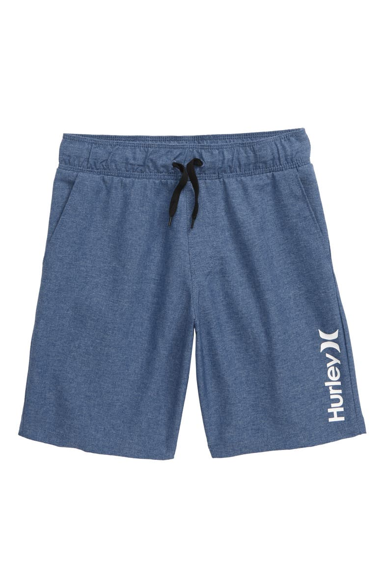 HURLEY Hybrid Shorts, Main, color, BLUE