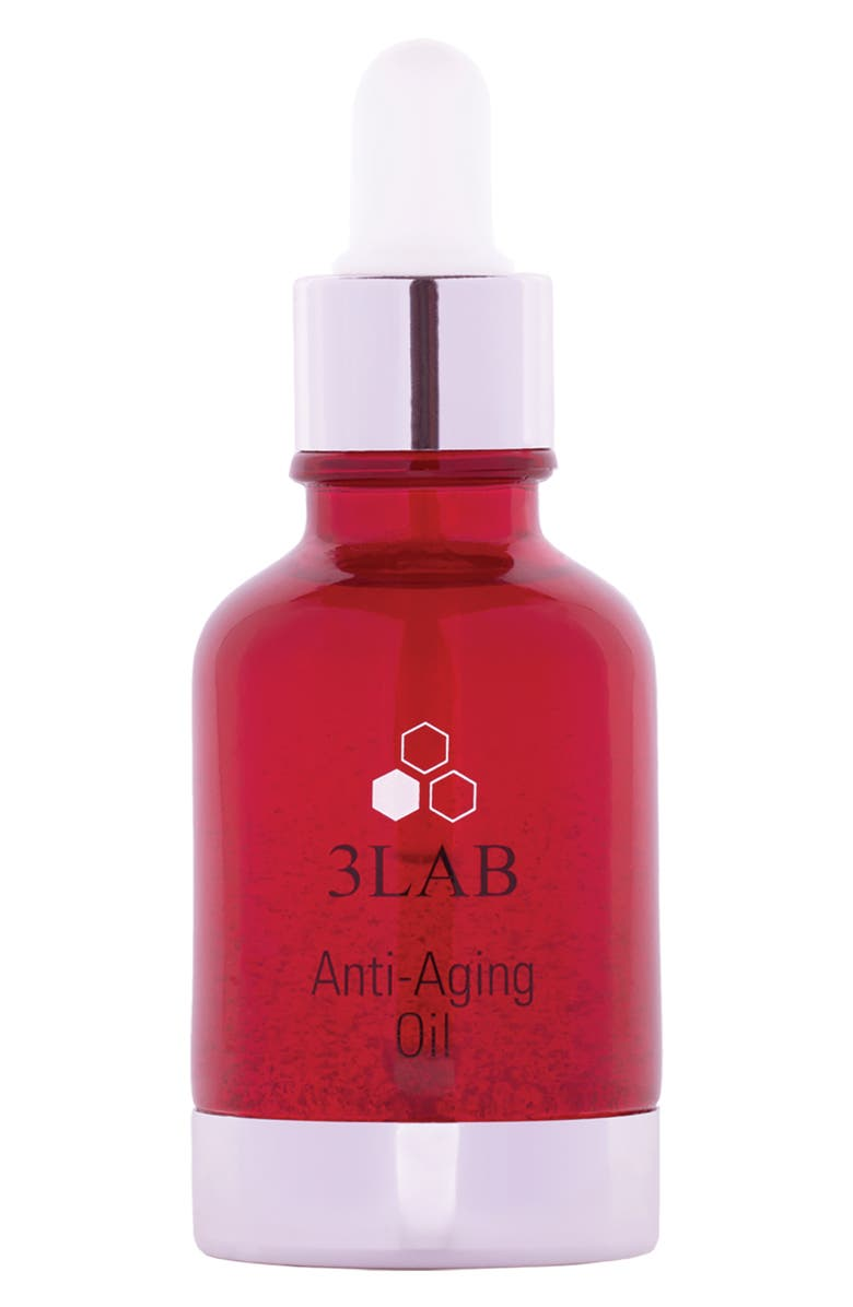 3LAB Anti-Aging Oil, Main, color, No Color